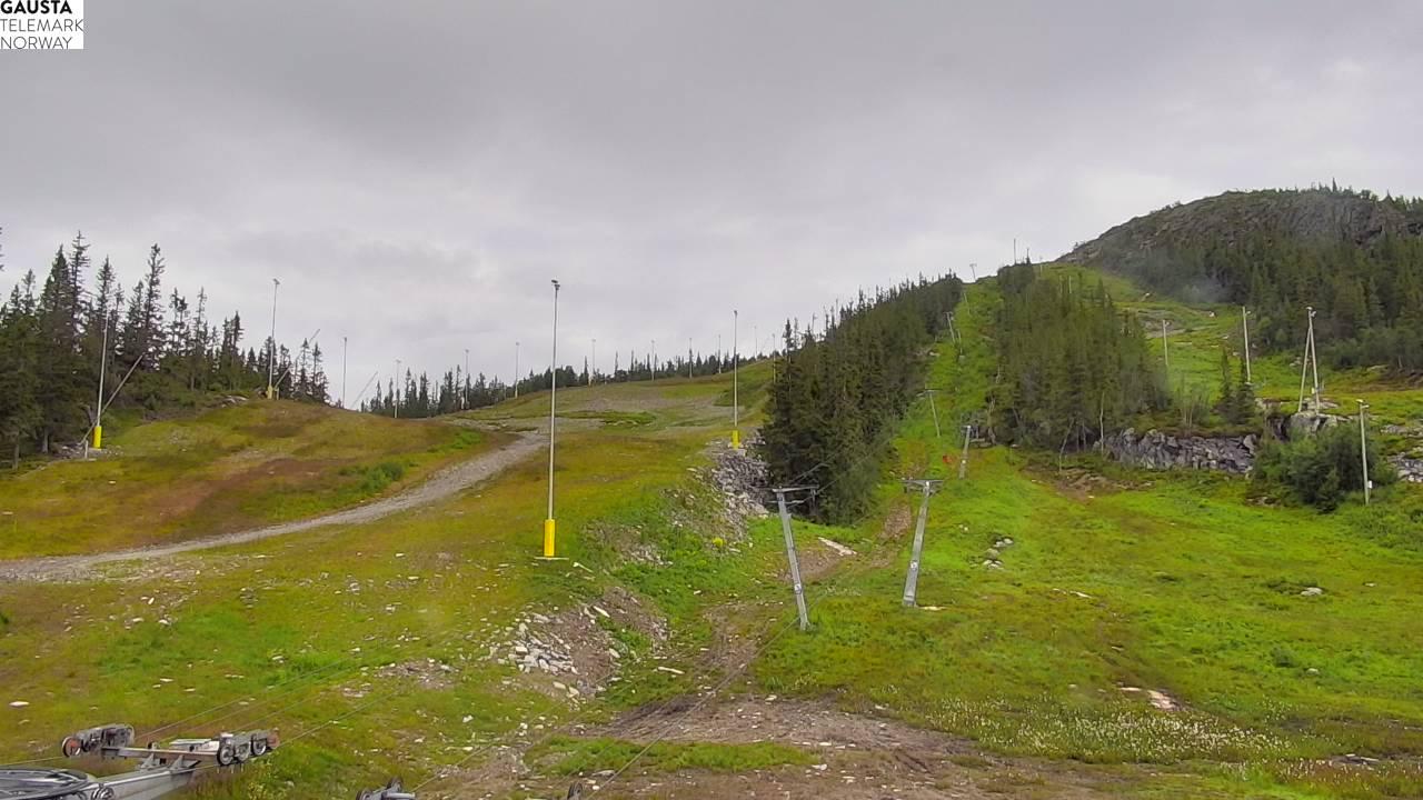 Rjukan - Gausta ski centre; Hotellbakken/Skipsheisen